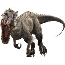 Indominus Rex (2) (Hybrid of Giganotosaurus (more teeth)
