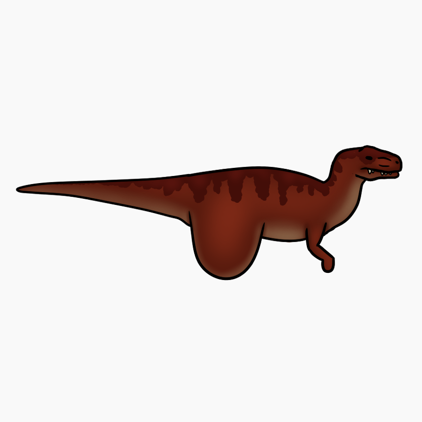 Allosaurus | Jurassic Rimworld Wiki | FANDOM powered by Wikia