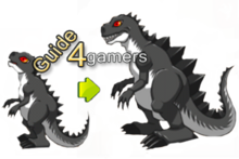 Gojirasaurus Growth