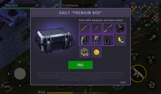 jurassic survival mod apk level 99 free craft