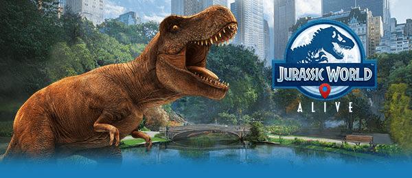 Jurassic World Alive Wiki | FANDOM powered by Wikia