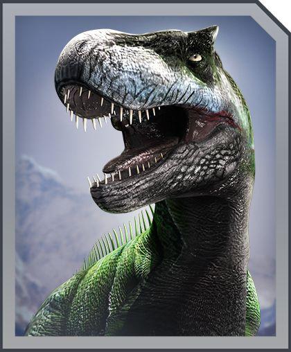 tarbosaurus  jurassic world alive wiki  fandom