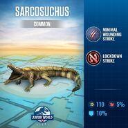 PromoSarcosuchusStats