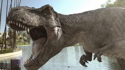 Jurassic World™ Alive Announcement Trailer