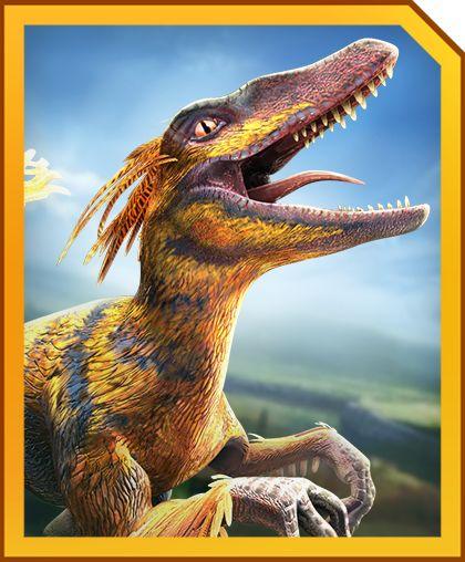 pyroraptor  jurassic world alive wiki  fandom