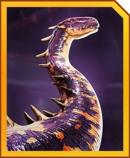 Nodopatosaurus | Jurassic World Alive Wiki | FANDOM powered