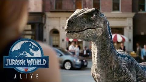 Jurassic World™ Alive Official Trailer