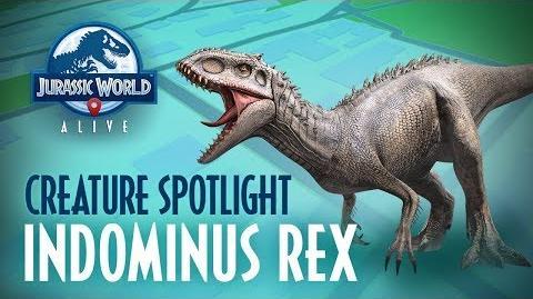 Creature Spotlight - Indominus Rex