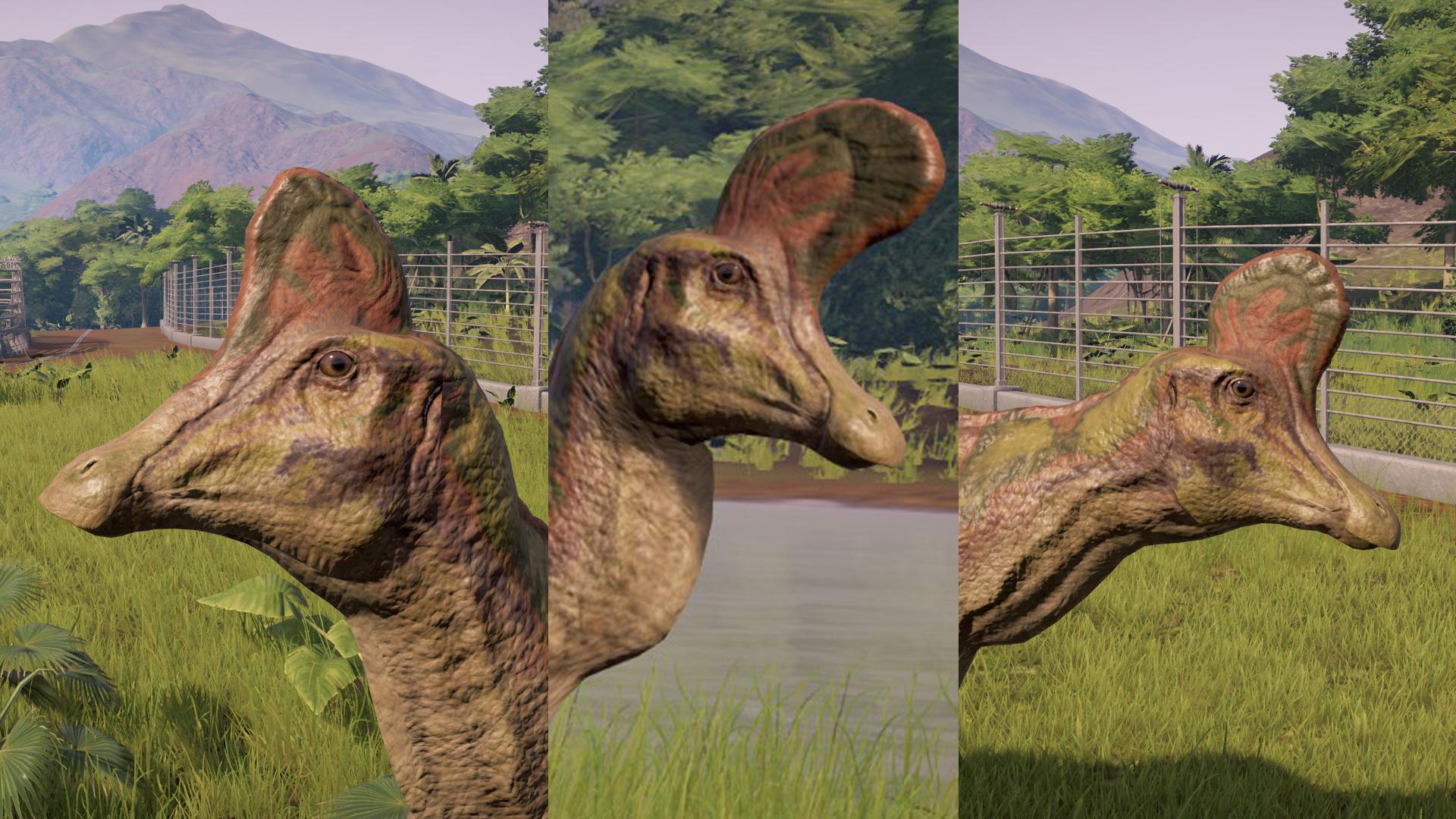 corythosaurus paleontological selection blackfrog