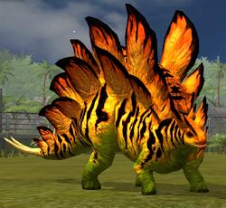 Stegosaurus 31-40