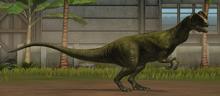 Dilophosaurus 1-10