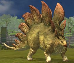 Stegosaurus 1-10