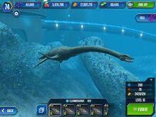 Level 10 elasmosaurus