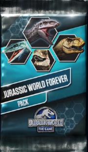 Jurassic World Forever Pack