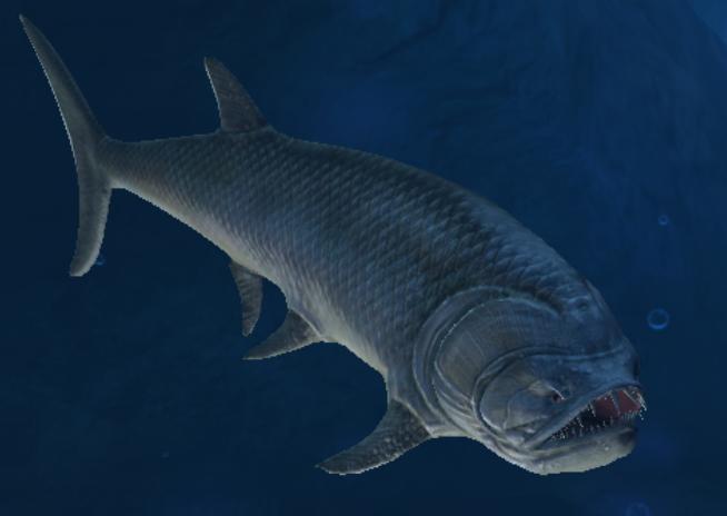 Xiphactinus | Jurassic World The mobile game Wikia ...