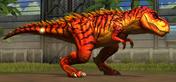Tyrannosaurus LVL40