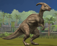 Parasaurolophus 1-10