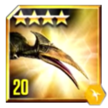 Pterodactylus level 20