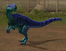 Monolophosaurus 21-30