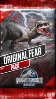 Original Fear Pack