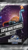 Super Rare Hybrids Pack