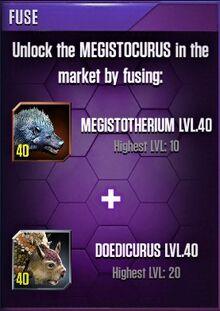 Megistocurus Fusion