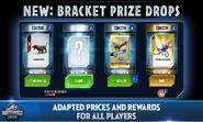 Bracket Prize Drops