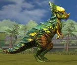 Pachycephalosaurus LVL40
