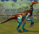 Therizinosaurus LVL20