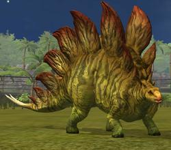 Stegosaurus 11-20