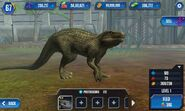Postosuchus level 1