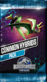 Common Hybrids Pack