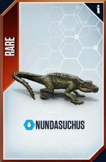 Nundasuchus Card