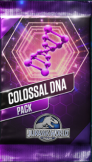 Colossal DNA Pack