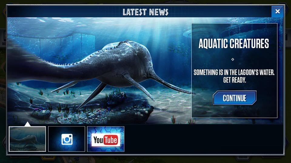 Future Updatesv2 Jurassic World The Mobile Game Wikia Fandom