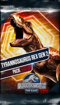Tyrannosaurus Rex Gen 2 Pack
