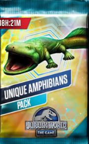 Unique Amphibians Pack