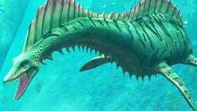 Elasmosaurus level 40