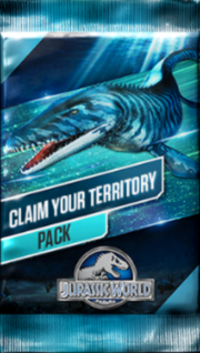 Claim Your Territory Pack
