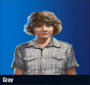 Gray M