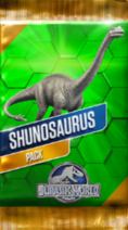 Shunosaurus Pack