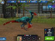 Level 40 troodon