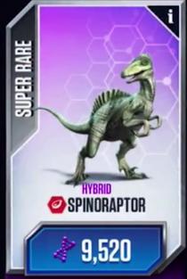 Spinoraptorcard