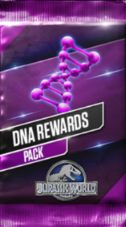 DNA Rewards Pack
