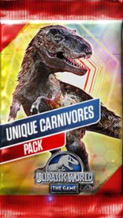 Unique Carnivores Pack