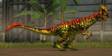Dilophosaurus 31-40