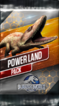 Power Land Pack