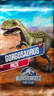 Gorgosaurus Pack
