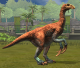 Therizinosaurus LVL10