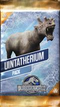 Uintatherium Pack